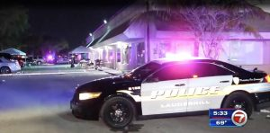 Lauderhill, FL Parking Lot Shooting Injures at Least Seven People.