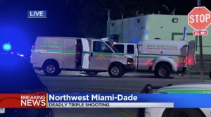 NW Miami-Dade, FL Convenience Store Shooting Claims One Life, Injures Two Others.
