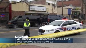 Edward Wade Tragically Losses Life, Four Others Injured in Washington, DC Convenience Store Shooting.