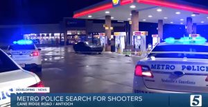 Alexis Chacon Fatally Injured in Antioch, TN Gas Station Shooting/Attempted Robbery.