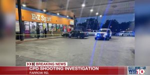 Caleb A. Martin Fatally Injured in Columbia, SC Convenience Store Shooting.