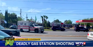 Circle K Gas Station Shooting in Tallahassee, FL Claims One Life, Injures Another.