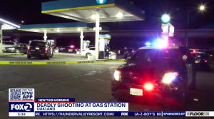 Valero Gas Station Shooting in Oakland, CA Claims Life of One Man.