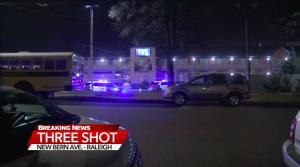 Raleigh, NC Hotel Shooting Leaves Three People Injured.