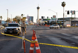 7-Eleven Convenience Store Shooting in Las Vegas, NV Injures Three People.