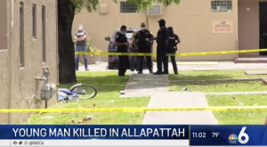 Rosemont Park Apartment Complex Shooting in Miami, FL Claims Life of One Man.