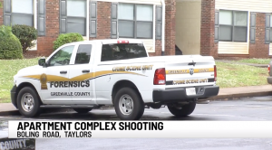 Spring Grove Apartments Shooting in Taylors, SC Leaves One Person Injured.
