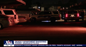 Devon C. Bishop Fatally Injured in Phoenix, AZ Apartment Complex Shooting.