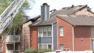 Beacon Hill Apartments Fire in Charlotte, NC Leaves One Person Seriously Injured.