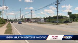 Dion Rudolph, Blair Wells Fatally Injured in Louisville, KY NIghtclub Shooting.