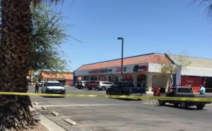Benjamin McCarty Fatally Injured in Las Vegas, NV Parking Lot shooting.
