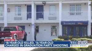 Jason Lamont Harrington Fatally Injured in Sanford, NC Hotel Shooting.