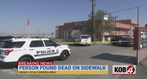 Motel 1 Shooting in Albuquerque, NM Fatally Injures One Man.