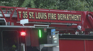 St. Louis, MO Apartment Building Fire Claims the Life of One Man.