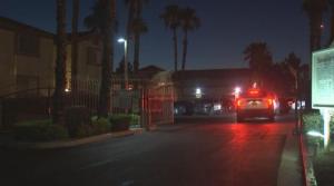 Sunhampton Condominiums Shooting in Las Vegas, NV Fatally Injures One Man.
