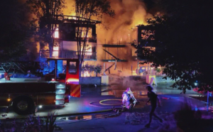 Heidi Manor Apartments Fire in Portland, OR Claims Two Lives and Injures Multiple Others.
