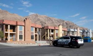 Brandon Dixon Fatally Injured in Las Vegas Apartment Complex Shooting.