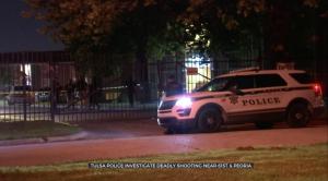 Kourtland McFrazier Fatally Injured in Tulsa, OK Apartment Complex Shooting.