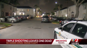 Ashlyn Anthony Jr. Fatally Injured in Orlando, FL Apartment Complex Shooting; Two Others Injured.