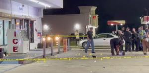 Joe S. Speedy Mart Gas Station Shooting in Port Arthur, TX Leaves Two People Injured.