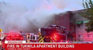 Roberto Sellem, Alixzandra Chalcraft, Elliott Chalcraft Tragically Lose Their Lives in Tukwila, WA Apartment Fire.