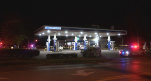 Donta Hutchings Fatally Injured in Louisville, KY Gas Station Shooting.