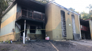 Integrity Apartments Fire in Tallahassee, FL Injures One Person.