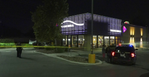 Taco Bell Drive-Thru Shooting in San Antonio, TX Leaves One Man Injured.