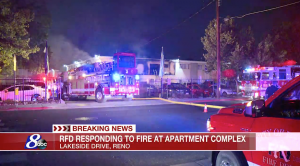 La'Tiesha Tarver Tragically Loses Life in Reno, NV Apartment Fire.