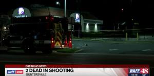 Elias Gaspar Escobar Lopez and One Other Teen Boy Fatally Injured in Guntersville Fast Food Restaurant Shooting.