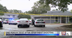 Huntsville, AL Apartment Complex Shooting Claims Life of Young Woman.